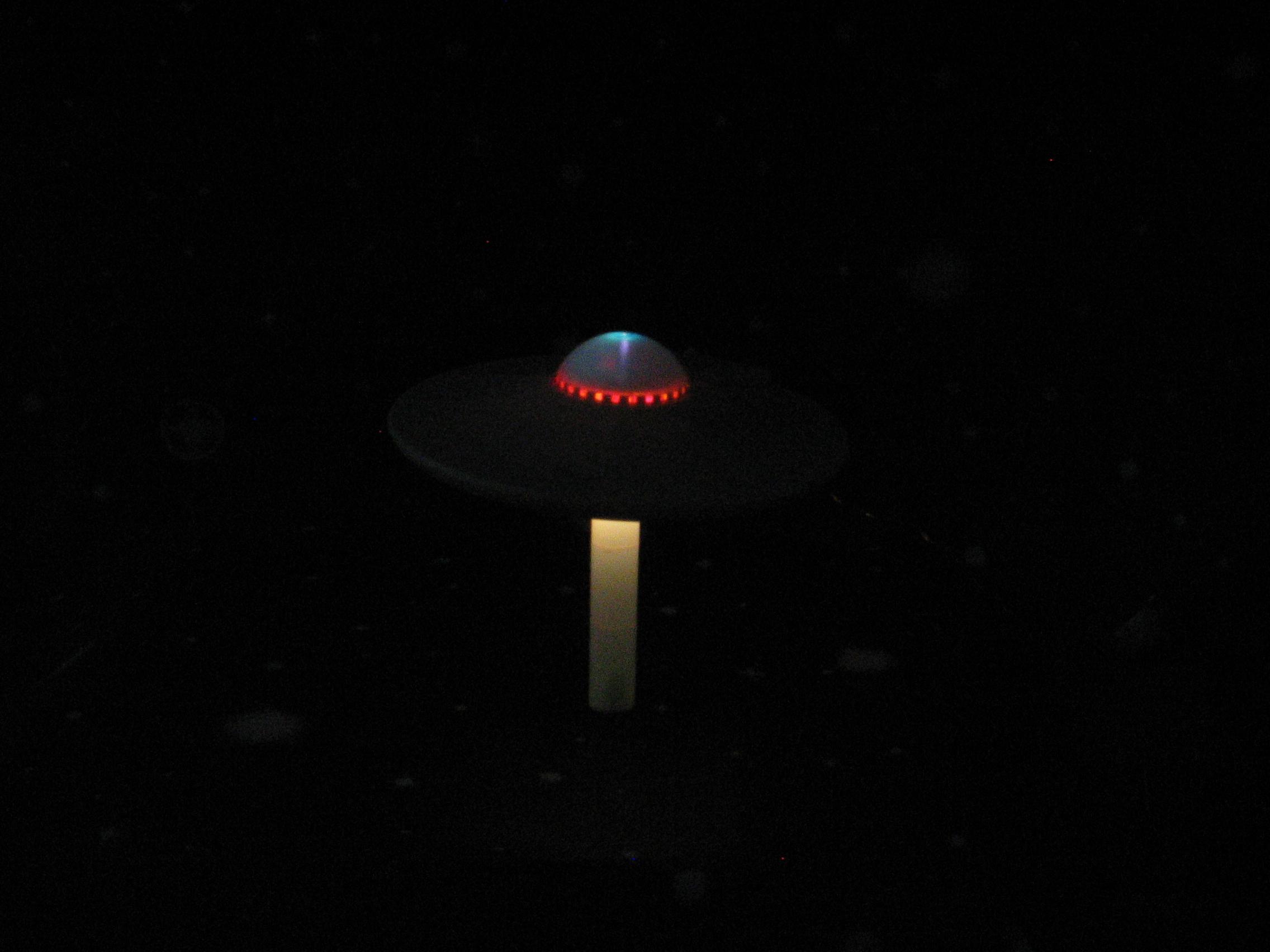 UFO? Bild. Oliver Debus