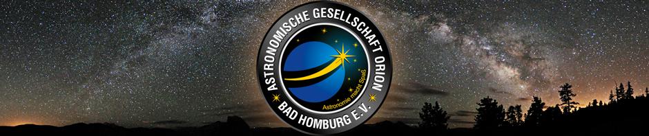 Astronomische Gesellschaft Orion